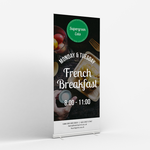 Picture of Picture your Business - Roller Banner