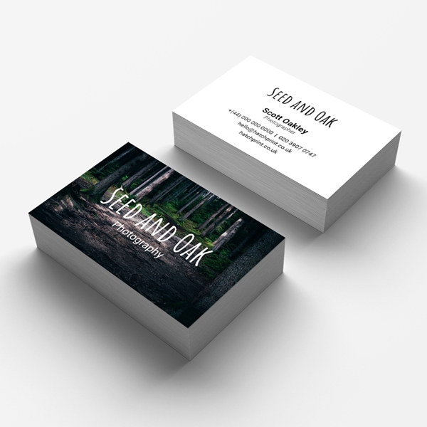 Picture of Reveal your Picture - Business Card