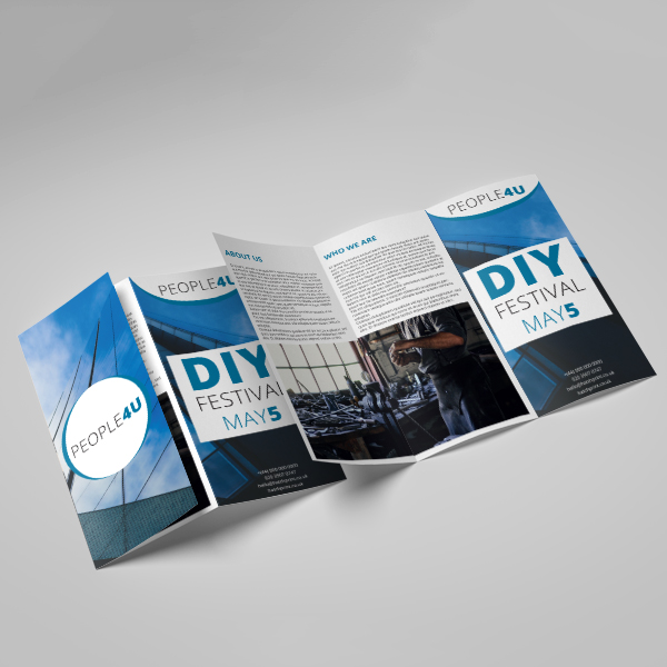 Picture of Showcase your Best - Z Fold Leaflet