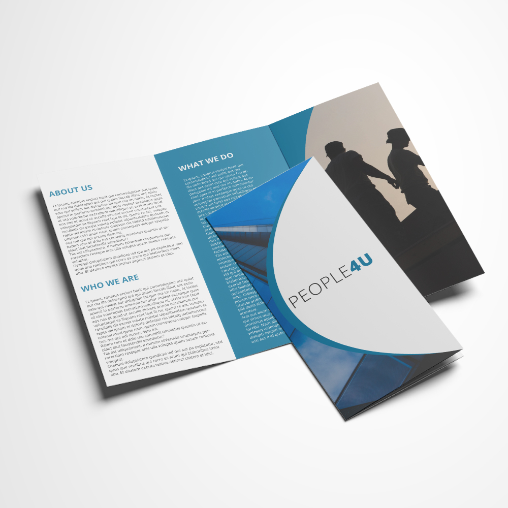 Picture of Showcase your Best - C Fold Leaflet