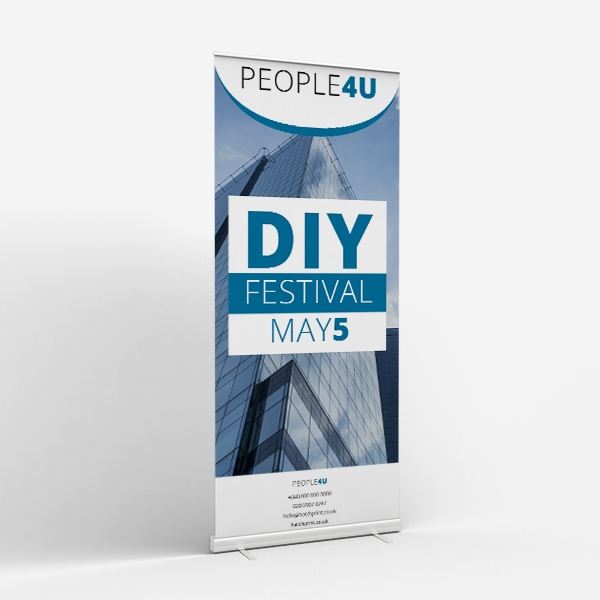 Picture of Showcase your Best - Roller Banner