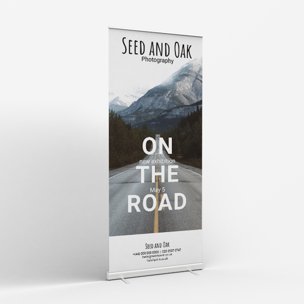 Picture of Reveal your Picture - Roller Banner