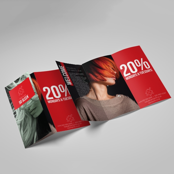 Picture of Chop and Change - Z Fold Leaflet