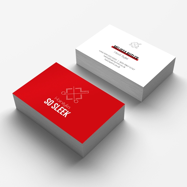 Picture of Chop and Change - Business Card