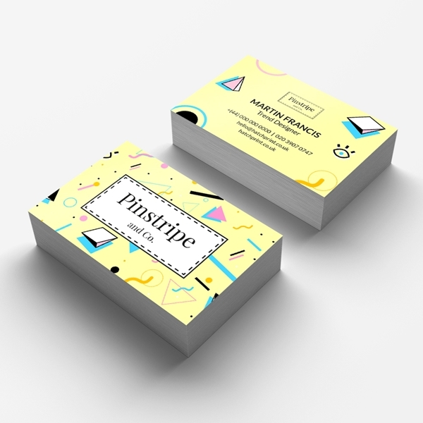 Picture of Creative Fashion - Business Card