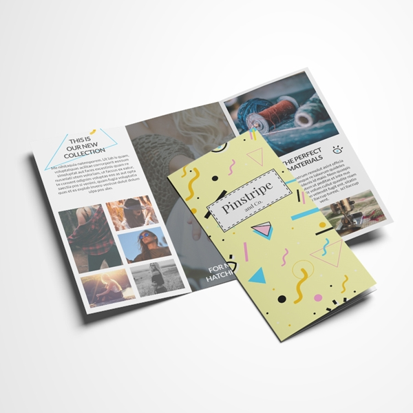 Picture of Creative Fashion - C Fold Leaflet